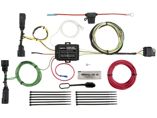 Trailer Wiring Harness T457VW for Chevy Colorado 2018 2015 2016 2017 2019 |  eBay | 2015 Chevy Colorado Trailer Wiring Harness |  | eBay