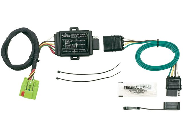 Trailer Wiring Harness F554bp For Grand Cherokee 2004 2003