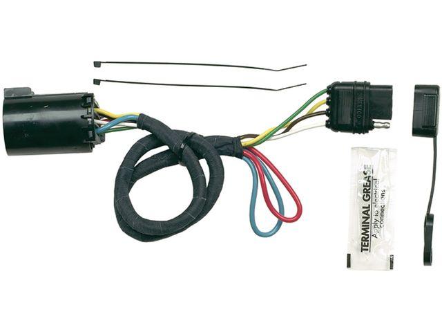 Trailer Wiring Harness D376qw For Q7 Q3 Quattro Q5 2008 2007 2009 2010 2011 2012