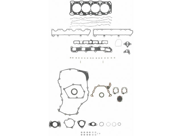 Head Gasket Set Felpro Q479RP for Oldsmobile Achieva Alero