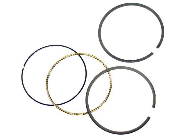 Piston Ring Set M747ZQ for 93 95 1999 2002 2000 2001 2003