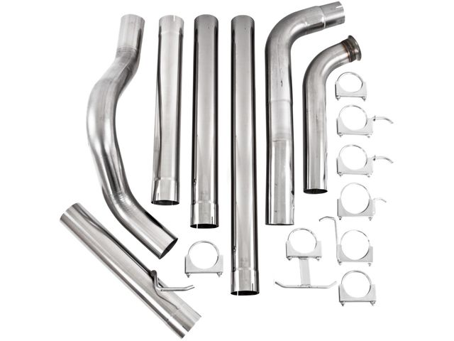 Exhaust System H987BW for Ford F250 Super Duty F350 2003