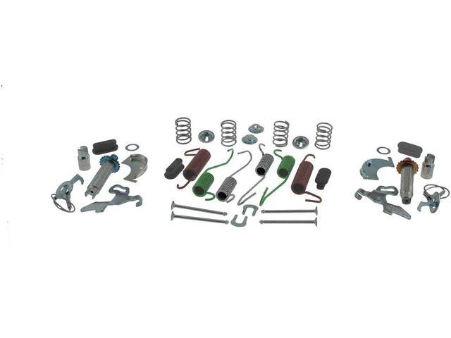 Rear Drum Brake Hardware Kit X858MT for Ranger Mustang II Aerostar Bronco