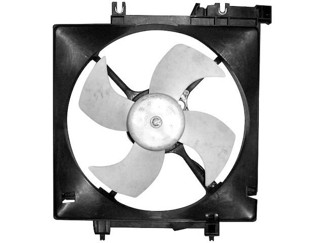 Radiator Fan Assembly P924MT for Subaru Legacy Outback