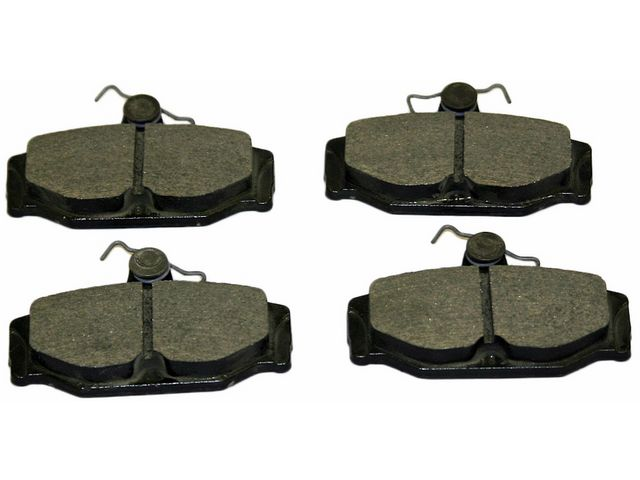 Rear Brake Pad Set H613kc For S90 S70 780 760 940 960 850