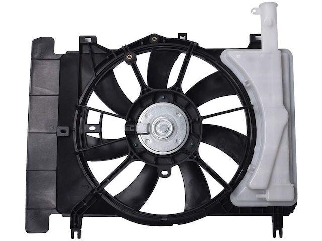 Radiator Fan Assembly P911WJ for Yaris 2007 2008 2011 2009