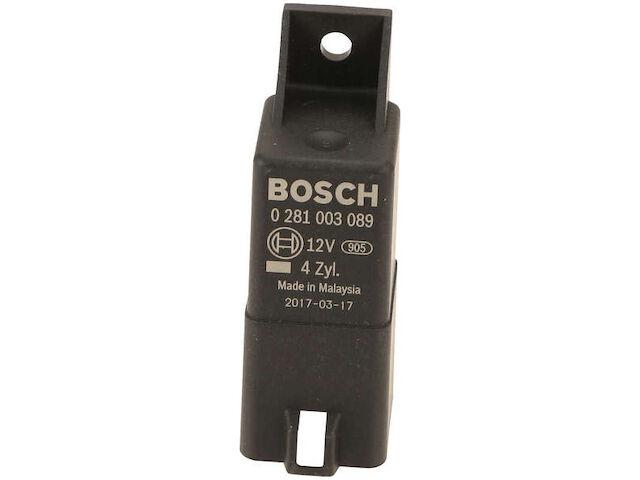 Glow Plug Relay Bosch B937kq For Vw Jetta Beetle Golf