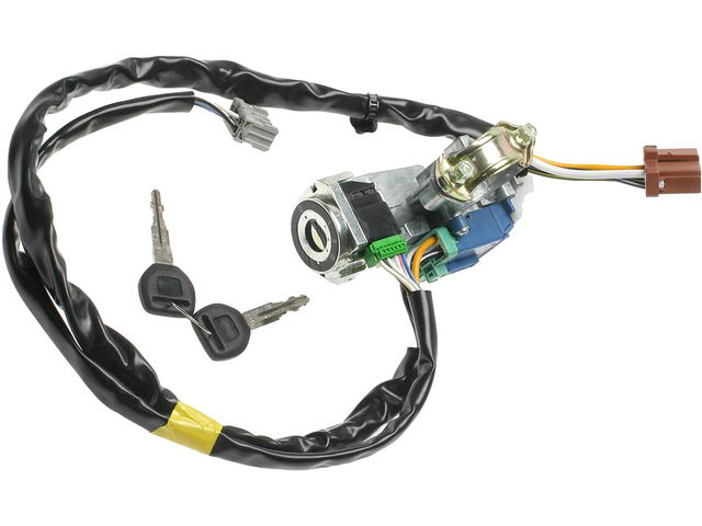 Ignition Lock And Cylinder Switch N235pw For Honda Accord