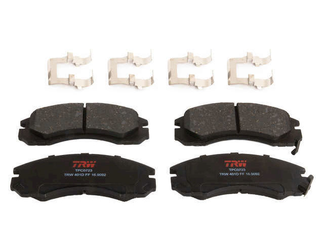 Front Brake Pad Set Q646sg For Diamante Eclipse Galant