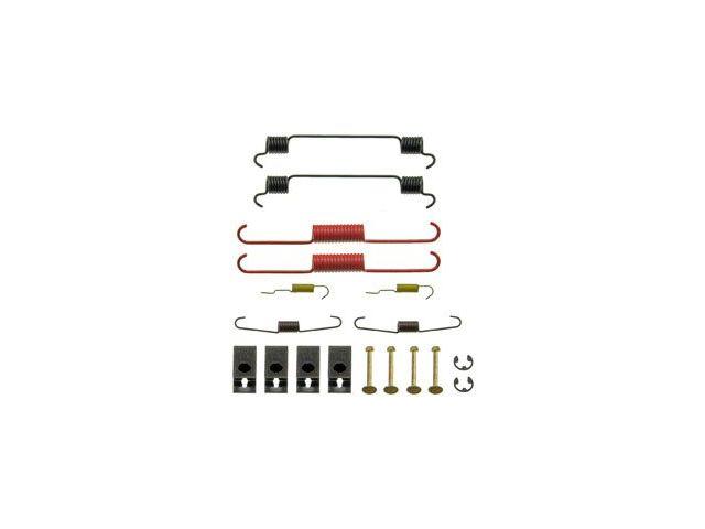 Rear Drum Brake Hardware Kit H281RW for Chevy Tracker 2002