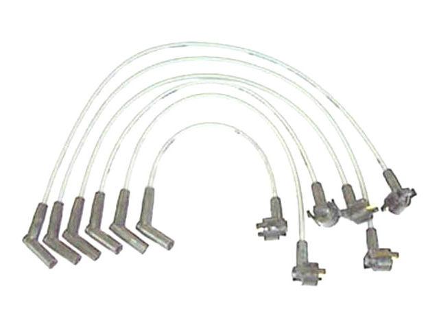 Spark Plug Wire Set Denso X228xq For Mercury Sable 1998