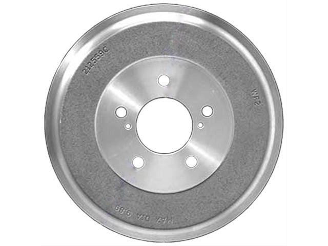 Rear Brake Drum API T975BX for Chevy Aveo 2004 2005