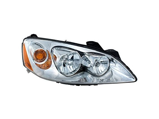Right Headlight Assembly Tyc B341dd For Pontiac G6 2008